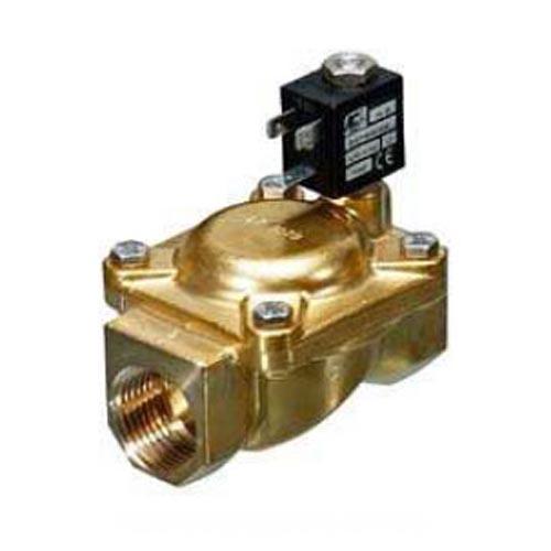 электромагнитный клапан обозначение схеме
